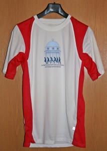 Laufshirt Bad Pyrmont Marathon 2013
