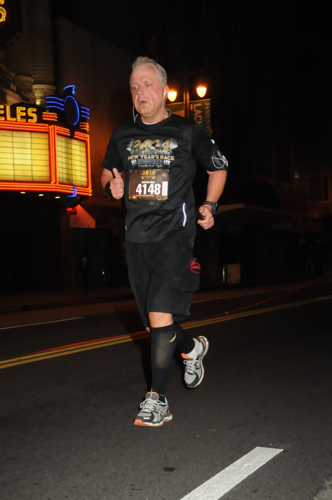0013_New Year Halbmarathon  Los Angeles, USA, 04 Januar 2014