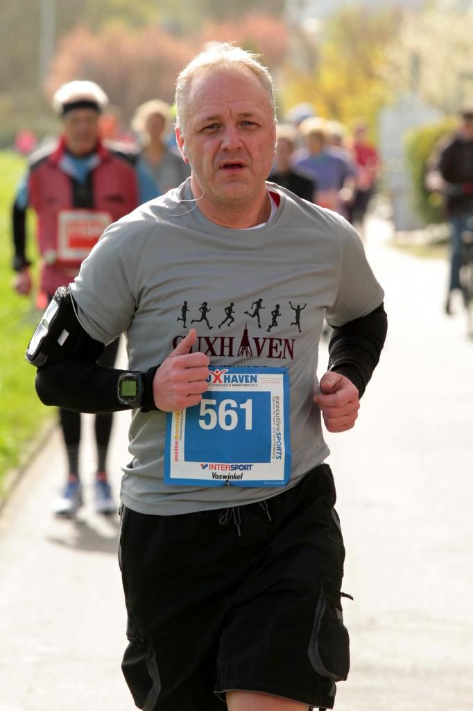 0015_8. Cuxhavener Halbmarathon  Cuxhaven, 13 April 2014