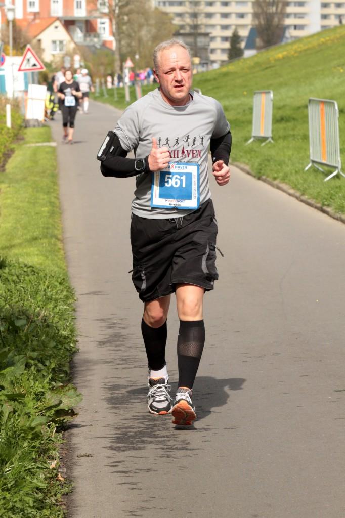 0016_8. Cuxhavener Halbmarathon  Cuxhaven, 13 April 2014