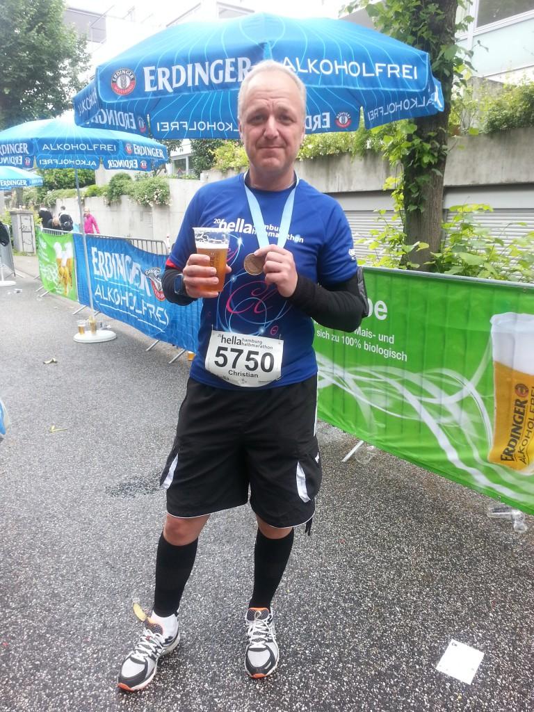 Halbmarathon - 20. Hella Hamburg Halbmarathon Hamburg, 29. Juni 2014