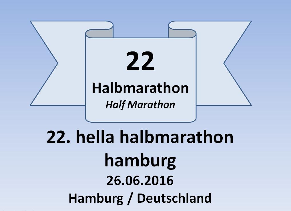 22 halbmarathon
