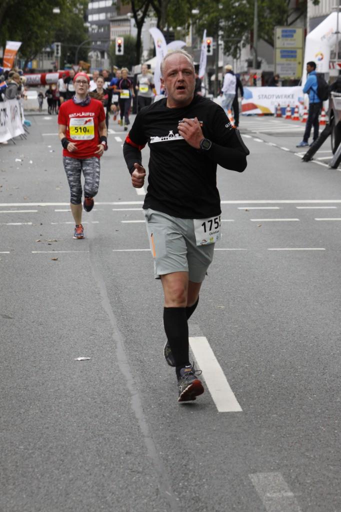 Stadtwerke Halbmarathon Bochum - der Lauf