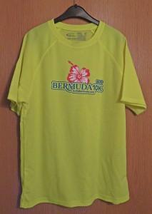 Laufshirt Bermuda Triangle Challenge 2016 / 10 km Rennen