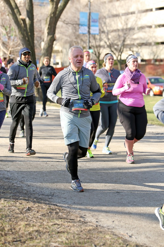 Halbmarathon - CHI TOWN / Chicago Half Marathon, 04. April 2015