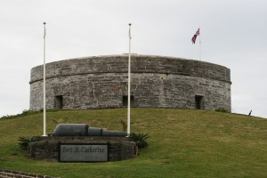 St. George - Fort St. Catherine