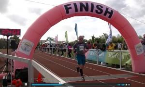 Bermuda 10km Zieleinlauf Video