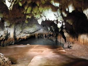 Blue Hole Park - Grotte