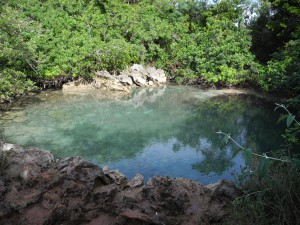 Blue Hole Park - See
