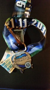 Great Barrier Reef Marathon Wochenende - Finisher Medaille