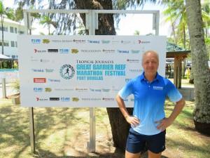 """Great Barrier Reef Marathon Wochenende - Ich bin """"startklar"""""""