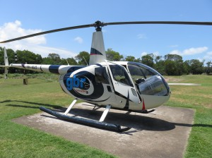 Helikoperrundflug - Der 4 Personen Helikoper