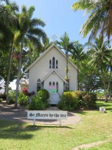 Port Douglas - Die örtliche Kirche