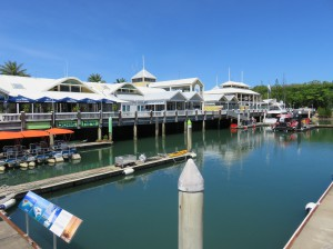 Port Douglas - Der Yachthafen