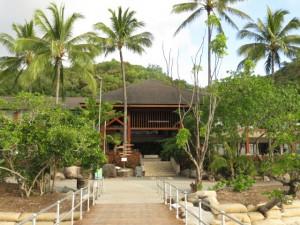 Das Fitzroy Island Resort