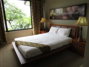 Das Fitzroy Island Resort - Mein Schlafzimmer