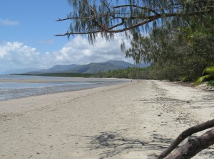 Port Douglas - Das Ende des Four Mile Beach