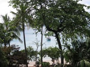 Das Fitzroy Island Resort - Der Ausblick aus meinem Schlafzimmer