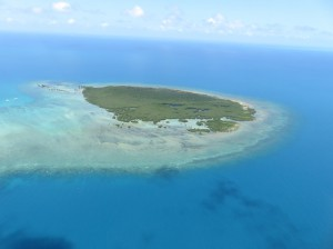 Helikoperrundflug - Great Barrier Reef,  Great Barrier Reef, Low Isles