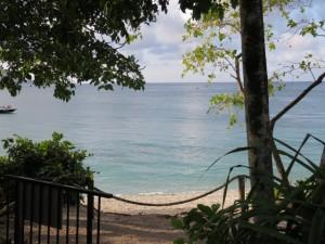 Das Fitzroy Island Resort - Der Ausblick vom Balkon