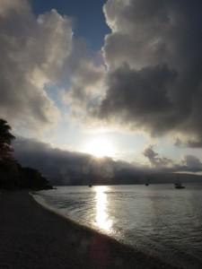 Sonnenuntergang auf Fitzroy Island