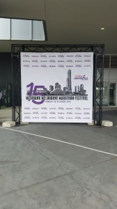 MCG Stadion -Läufermesse