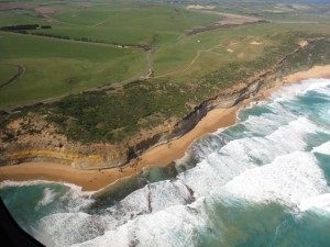 "Great Ocean Road - Helikopter Rundflug ""Twelve Apostles"""
