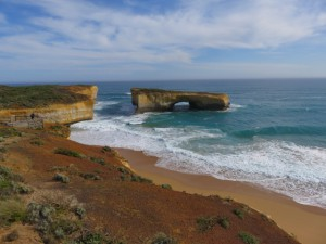 Great Ocean Road - Die London Bridge