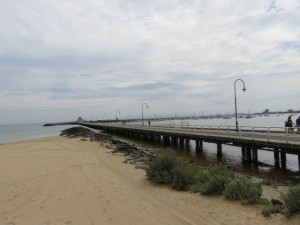 St. Kilda Beach - am Pier