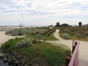 St. Kilda Beach - Park am Strand von St. Kilda