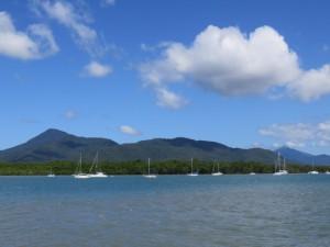 Cairns - Ausblick von der Cairns Esplanade