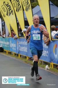 Great Barrier Reef Marathon Wochenende - Auf der Zielgeraden