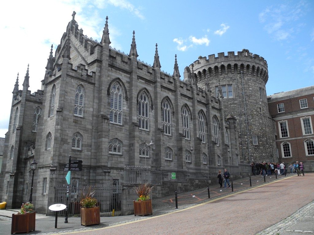 Dublin Sightseeing. Dublin Castle