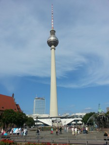 Sightseeing Berlin - Funktturm
