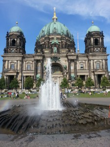 Sightseeing Berlin - Dom