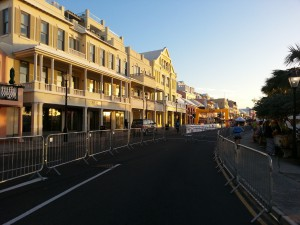 Bermuda Marathon Weekend - vor dem Start