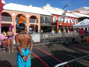 Bermuda Marathon Weekend - nach dem Lauf, das Ziel