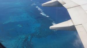 Bermuda - Abflug nach New York