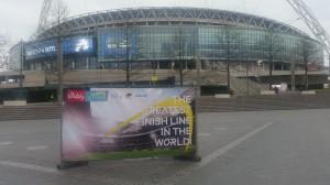 Wembley Stadion - Die Vorbereitungen laufen