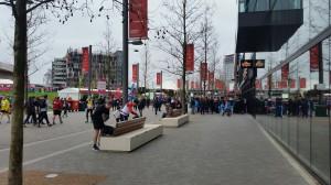 Halbmarathon - Vor dem Start