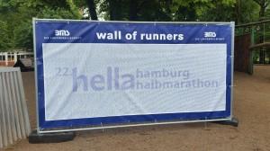 Halbmarathon – 22. hella hamburg halbmarathon, 25. Juni 2016: Abholung der Startunterlagen