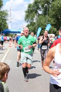 Halbmarathon – 22. hella hamburg halbmarathon, 26. Juni 2016: Der Lauf