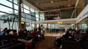 Abu Dhabe - Abfluggate nach Sydney