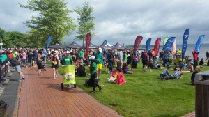 Rotorua Strandpromenade - Rotorua Halbmarathon