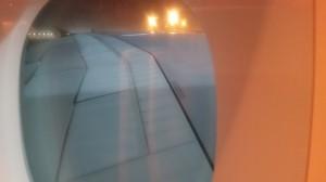 Rückflug von Sydney nach Abu Dhabi - Landung in Abu Dhabi