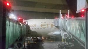 Abu Dhabi - Der Airbus A380-800