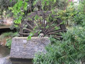 Christchurch - Das Wasserwerk von Christchurch