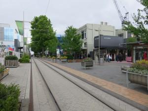 Christchurch - Die Innenstadt