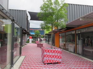 Christchurch - Die Shopping Mile
