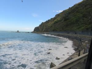 Rückfahrt nach Christchurch